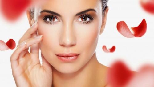 Красивая и здоровая кожа лица
