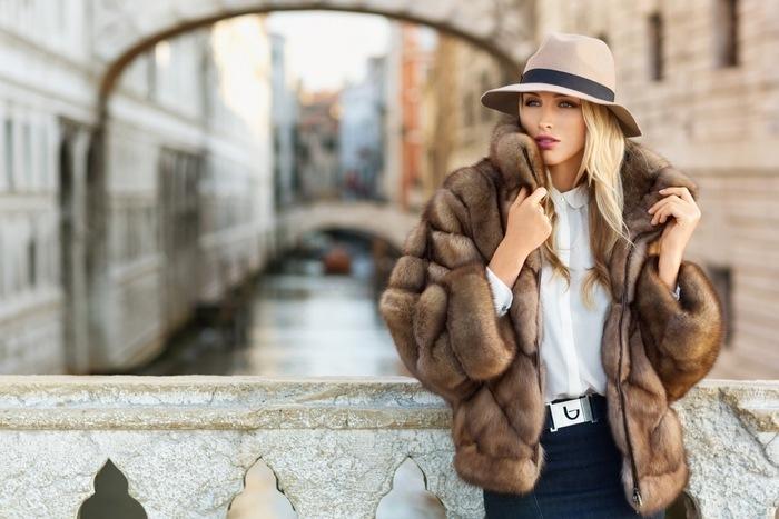Мода зимы 2016-2017