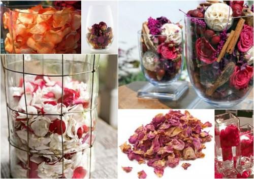 Что можно сделать с сухими лепестками роз