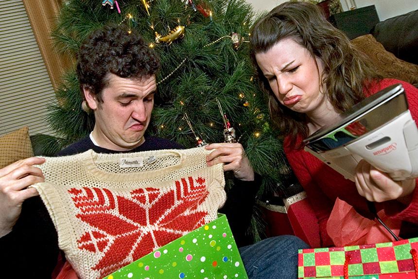 Худшие подарки на свадьбу
