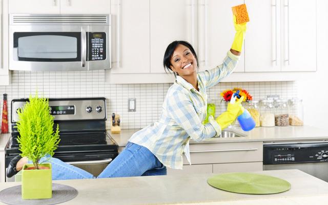 Уборка в доме по фен-шуй