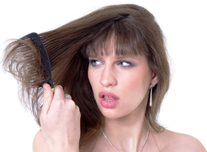 Если у вас медленно растут волосы